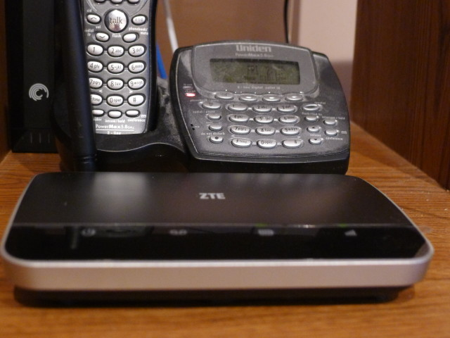 Rogers Wireless Home Phone. Perfect for dorm, cottageanywhere