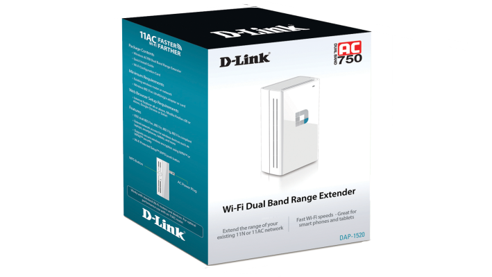 how to connect d-link dap 1520 to shaw wifi modem