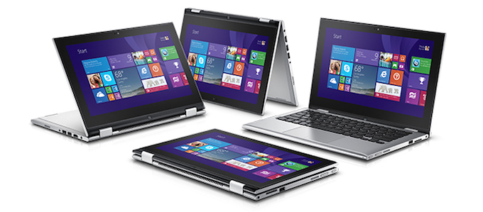 Dell Inspiron 11 3000 series 2-in-1