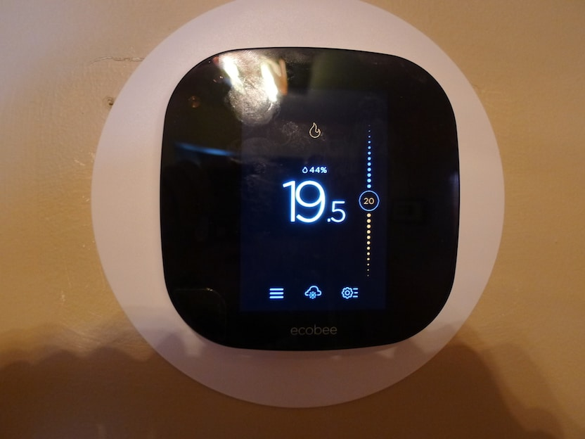 Ecobee3 Smart Wifi Thermostat Review